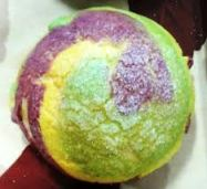 Rainbow-Bread