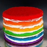 rainbow cake 4